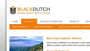 Site Development & design: Black Dutch. In cooperation with Elroy Hiwat